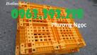 Pallet nhựa kê hàng, pallet dùng cho xe nâng, pallet cao cấp (ảnh 4)
