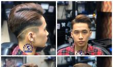 Địa chỉ uốn tóc nam đẹp tại Hà Nội