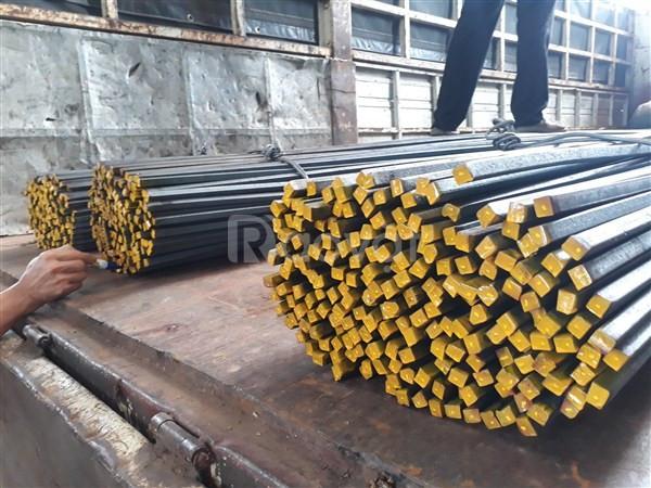 Giá sắt vuông đặc, sắt tròn đặc, sắt dẹt tại Hà Nội năm 2020.  (ảnh 1)