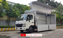 Xe tải Hino 5 tấn đời 2020 thùng cánh dơi