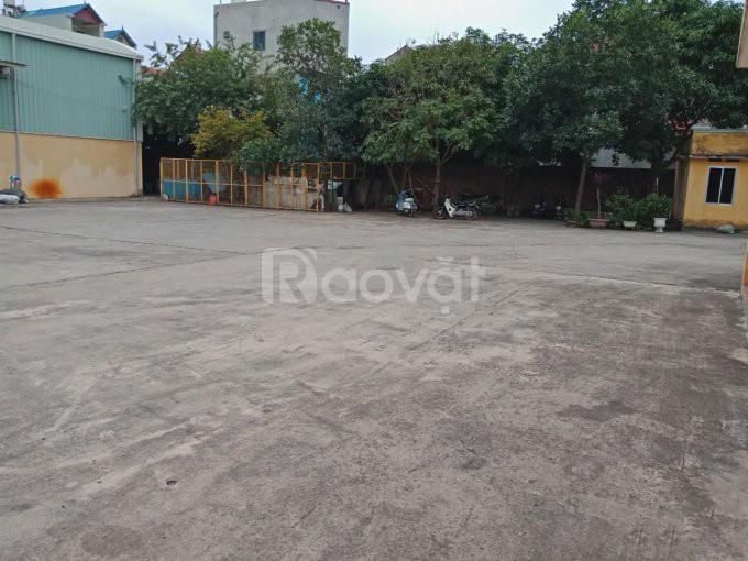 Cần cho thuê kho xưởng DT 1700m2 tại Sóc Sơn, Hà Nội