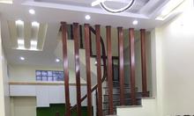 Bán nhà mới Minh Khai giá 3.4 tỷ, 33Mx5T, MT 4m, lô góc