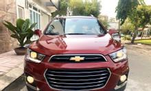 Bán Chevrolet Captiva LTZ mode 2017, màu đỏ