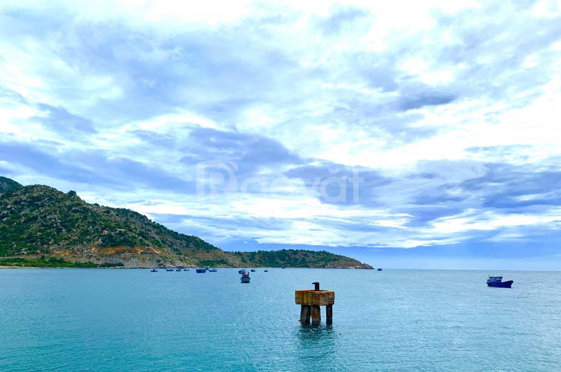 Đất nền sổ đỏ ven biển Ninh Thuận