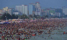 Cho thuê khách sạn 4 sao mặt biển Mỹ Khê