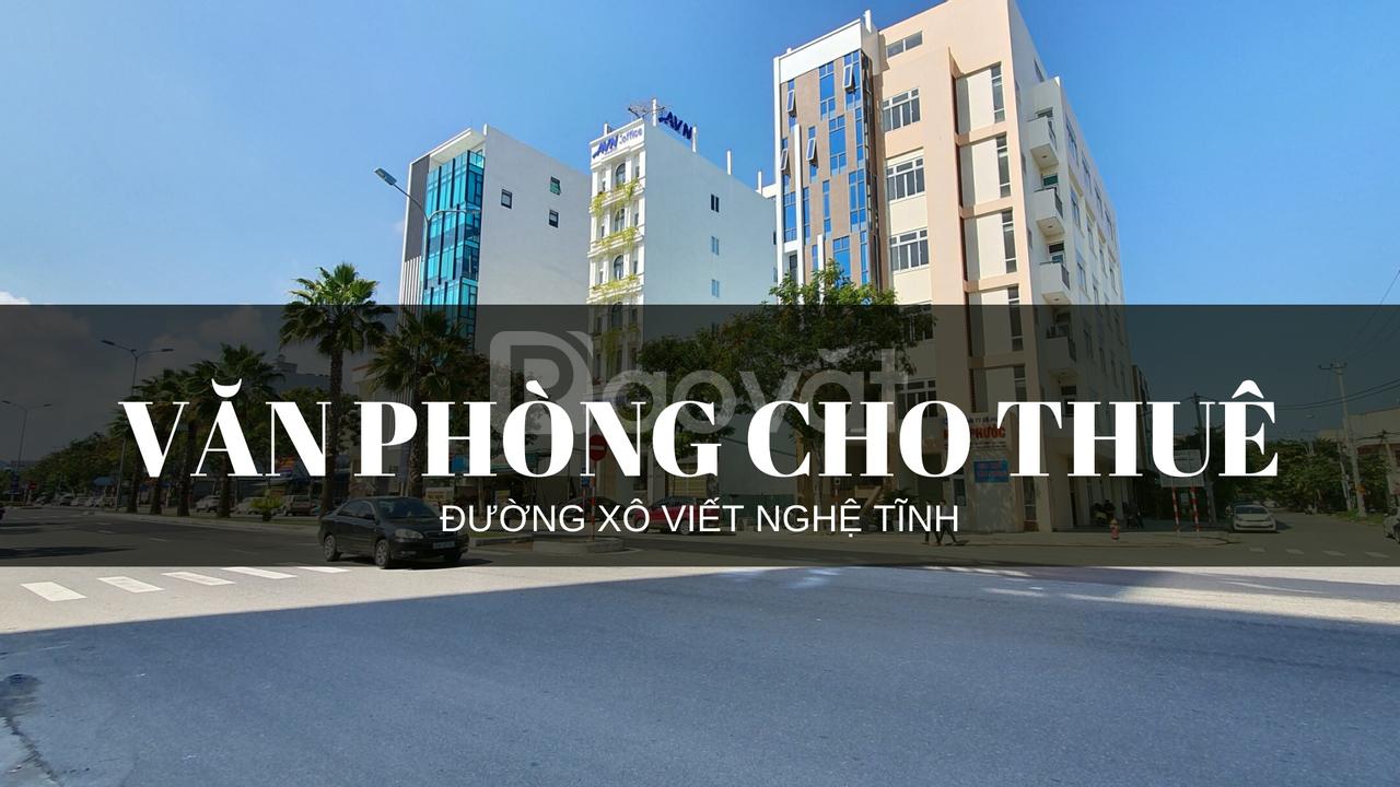 Cho thuê văn phòng trung tâm quận Hải Châu, TP Đà Nẵng
