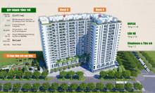 View mặt tiền 30m, căn hộ 1+1 PN giá chênh nhẹ chỉ với 1,720 tỷ