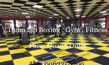 Thảm lót sàn gym