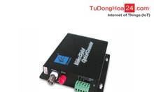 Bộ chuyển đổi 1 kênh Video sang quang 3Onedata SWV60100