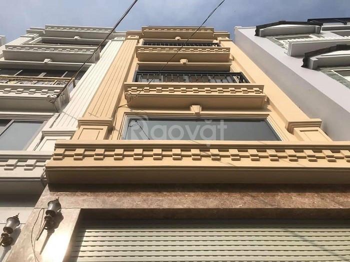 Cần tiền bán gấp nhà 5 tầng Nguyễn Văn Đậu Phường 6 Bình Thạnh