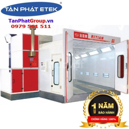 Phòng sơn sấy đồng bộ chất lượng cao RT-II–A (Ko đế)