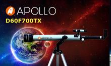 Kính thiên văn khúc xạ Apollo D60F700 TX