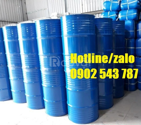 Thùng phuy sắt 220l; phuy sắt nắp kín 220l đựng hóa chất