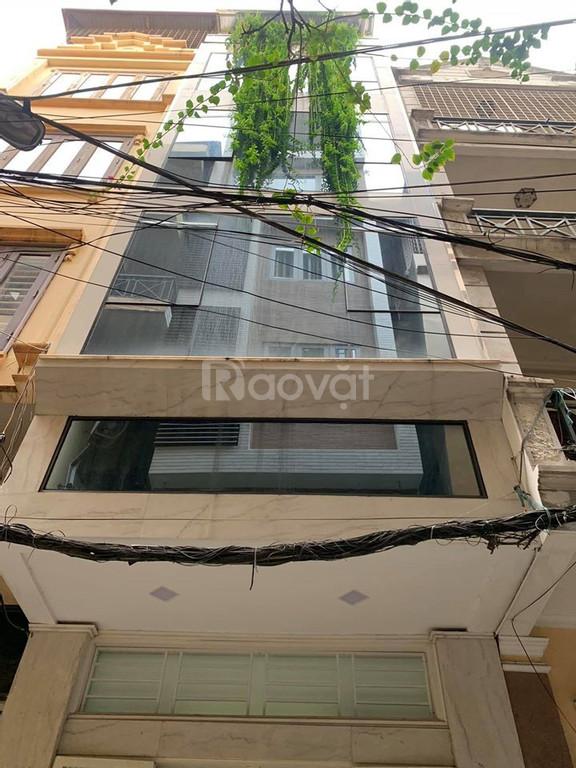 Bán nhà ngõ 198 Phố Thái Hà ôtô vào nhà DT 43x6 MT 3,8m 8 tỷ
