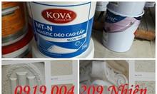 Sơn kova bán bóng trong nhà và ngoài trời k5500, k5501 giá rẻ