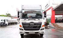 Xe tải hino 8 tấn đời 2020 thùng kín