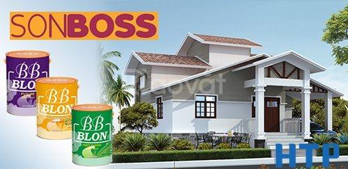 Sơn nước Boss giá rẻ cho công trình toàn quốc (ảnh 4)