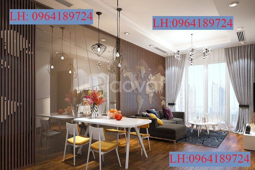 Cho thuê căn hộ 83m2 đường Nguyễn Cơ Thạch, 3PN, nhà không đồ