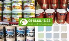Nhà cung cấp sơn ngoại thất nippon supper matex màu trắng thùng 18l