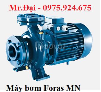 Máy bơm Foras MN40-160B, mn50-160A, mn65-200A