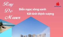 Dự án căn hộ biển Ray De Manor Hồ Tràm giá mở bán 32 triệu/m2