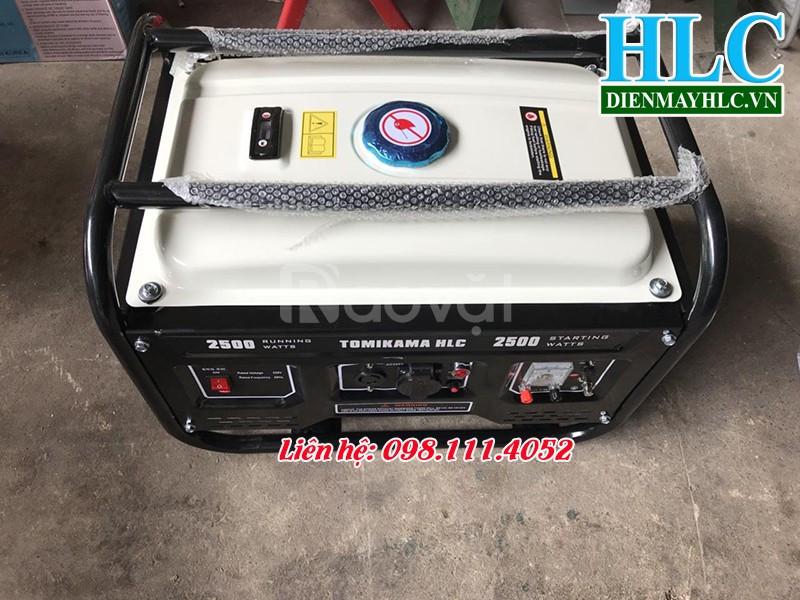 Mua máy phát điện chạy xăng Tomikama hàng chất lượng cao (ảnh 4)