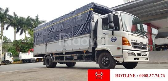 Xe tải hino 6t5 đời 2020