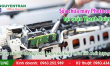 Sửa máy photocopy tại quận Thanh Xuân