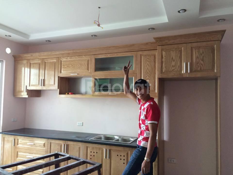 Nhân sửa chữa đồ gỗ tại Nguyễn Trãi Hà Nội