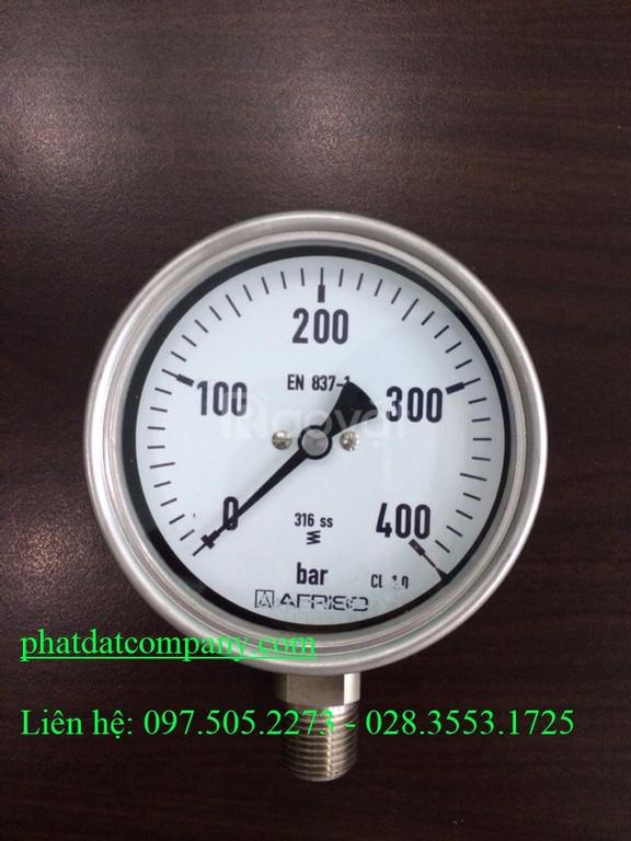 Đồng hồ áp suất, thiết bị đo áp suất, đồng hồ afriso
