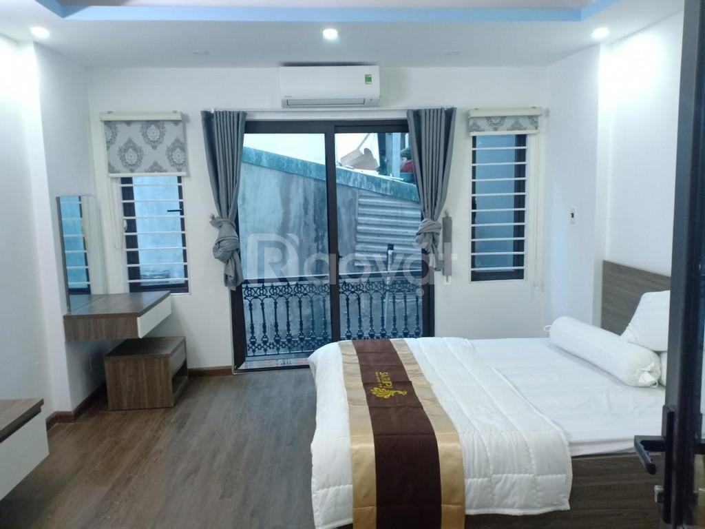 Cần Bán nhà mới xây DT 35m2x5T ngõ 33 Nguyễn An Ninh, Hoàng Mai, Hà Nội