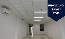Cho thuê văn phòng Full nội thất diện tích từ 35m2 đến 110m2.