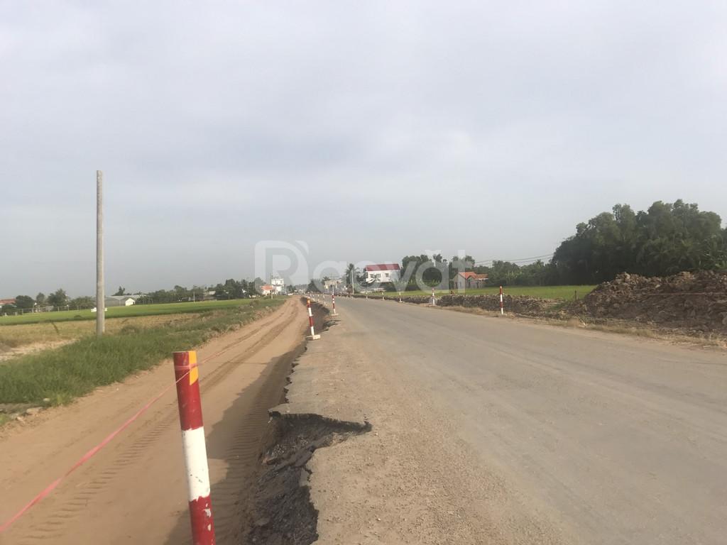 Cần bán lô đất mặt tiền đường Vành đai 4 (Tỉnh lộ 830), Long An, 5x20m