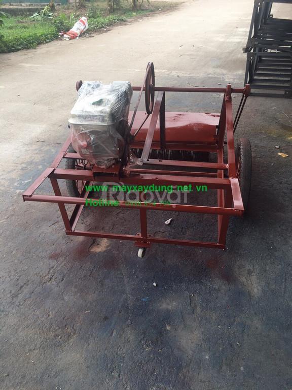 Bán máy quét đá đường thay cho máy thổi đường