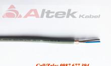 Có sẵn cáp điều khiển 2 lõi- Nhà phân phối cáp điều khiển Altek Kabe
