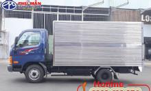Xe tải Hyundai 2t4 thùng dài 4m3 - Chỉ cần trả trước 100 - 120 triệu.