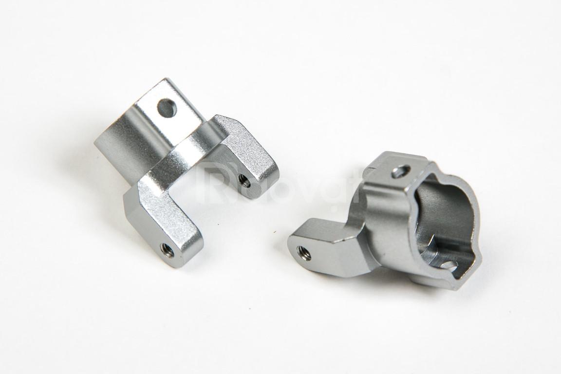 Gia công cơ khí CNC nhôm, inox, sắt, thép theo yêu cầu