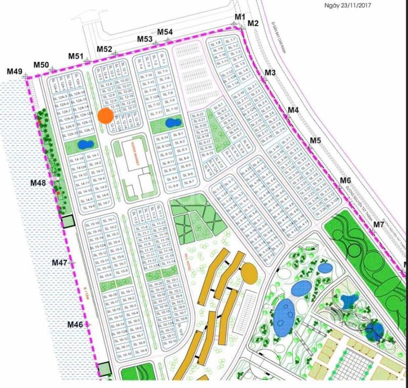 Bán đất nền dựán City Gate Cam Ranh rộng150m2
