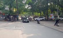 Nhà mới ở ngay Phố Vĩnh Phúc, 50m2 kinh doanh sầm uất