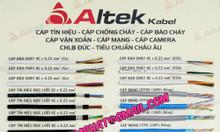 Cáp tín hiệu vặn xoắn altek kabel nhập khẩu giá sỉ