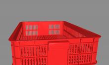 Bán thùng nhựa rỗng HS008-SH