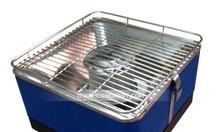 Bếp nướng than hoa không khói hộp vuông phù đổng - PD17-D115