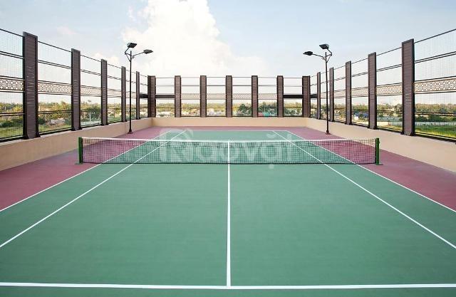 Đại lý phân phối sơn tennis Flexipave Terrace chất lượng cao