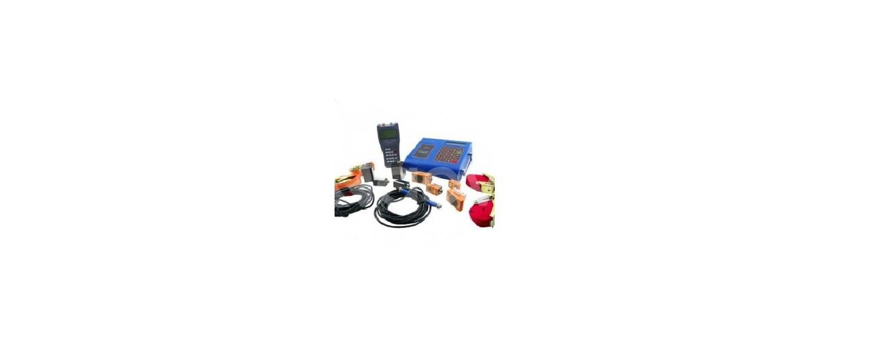 Thiết bị đo lưu lượng dạng siêu âm Portable Ultrasonic Flowmeter