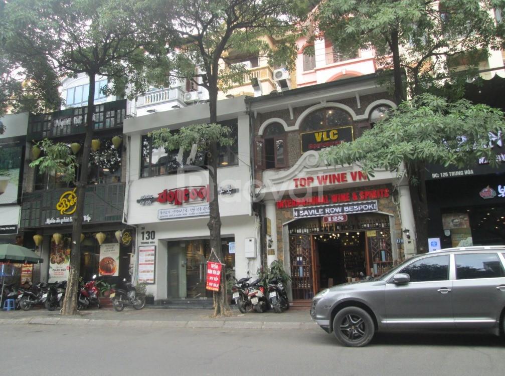 MP Kim Ngưu gần phố Trần Khát Chân, MT rộng, kd được, 190m2 (ảnh 1)