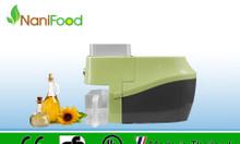 Máy ép dầu gia đình Nanifood NNF800A phiên bản xanh lá