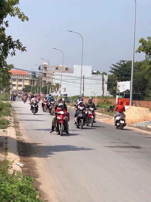 Đất giá rẻ  mặt tiền Hồ Văn Long 5x20 tiện kinh doanh