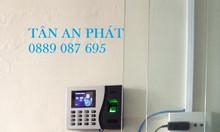Lắp đặt máy chấm công chính hãng tại Tp Bảo Lộc - Lâm Đồng