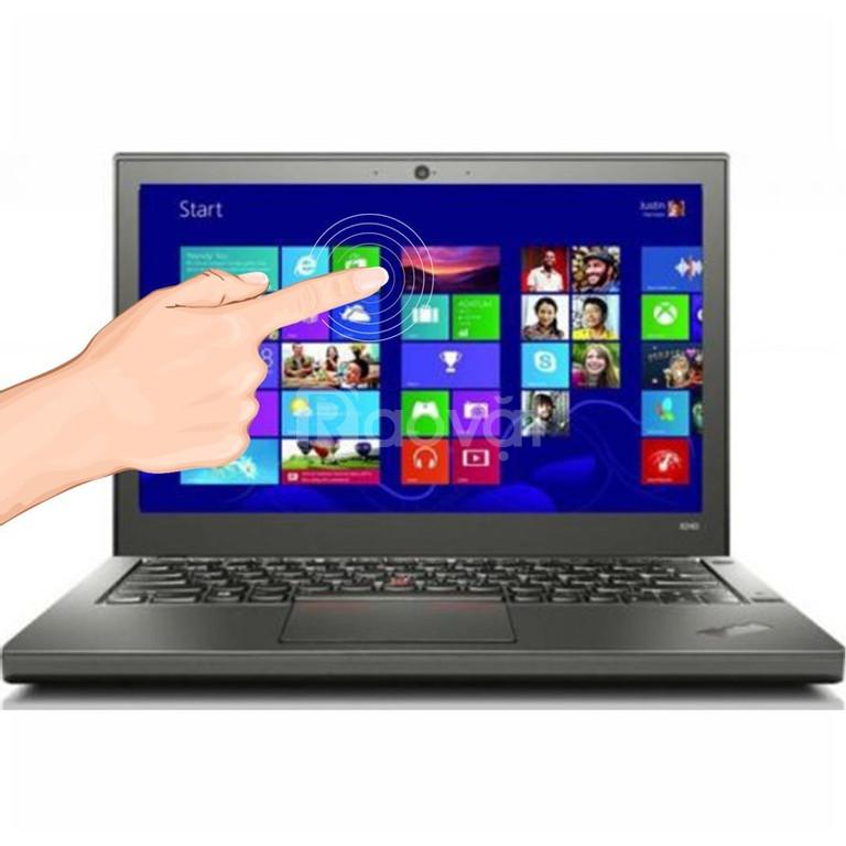 Laptop Lenovo X240 2pin FULL HD cảm ứng tay SSD 256G 4G