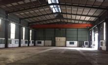 Cần bán đất, kho xưởng DT 1600, 2300, 3000m2 cụm CN vừa và nhỏ Từ Liêm